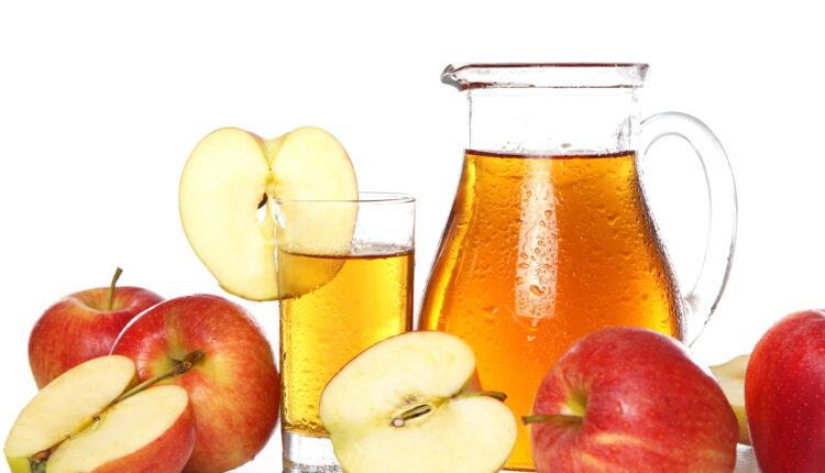 Przepis na kisiel z soku jabłkowego