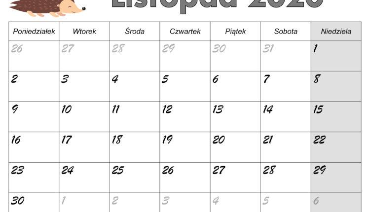Kalendarze-projekt