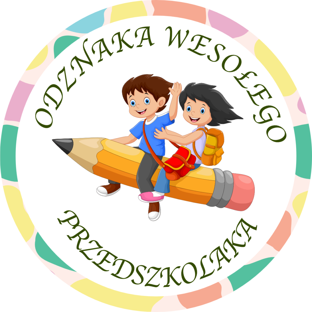 Odznaka Wesołego Przedszkolaka