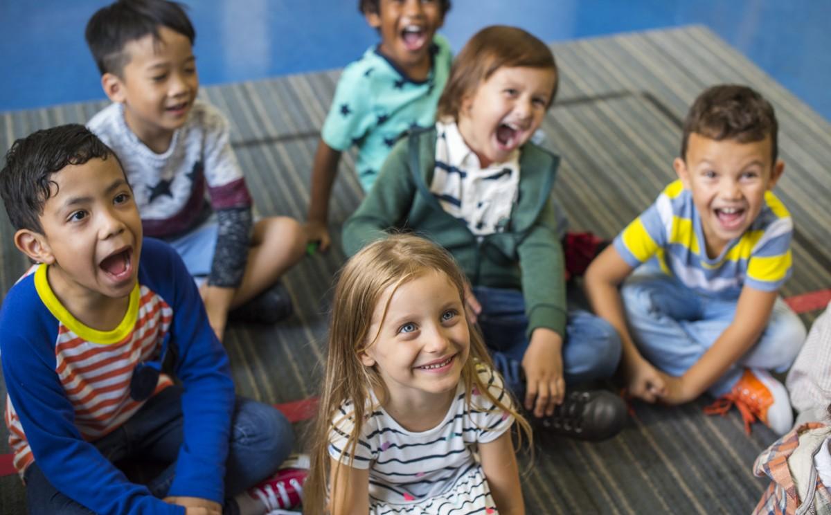 Zabawy integracyjne dla dzieci w przedszkolu