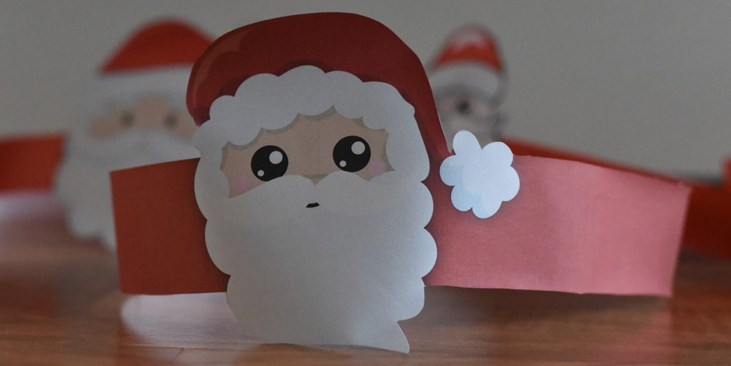 Mikołaj do druku
