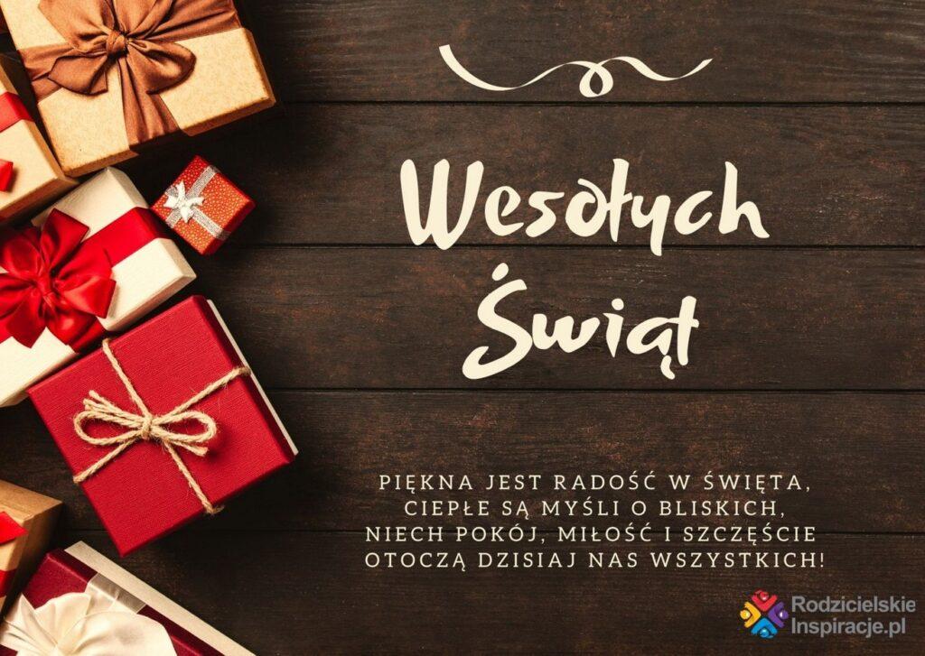 Życzenia Bożonarodzeniowe do druku