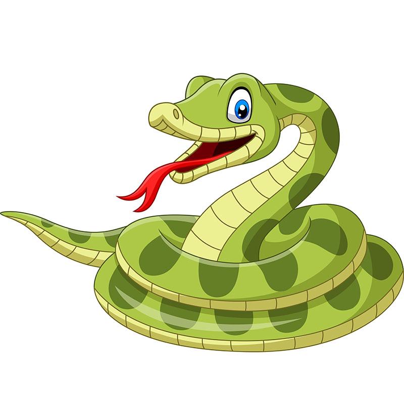 Ja jestem wężem, bardzo się prężę tekst