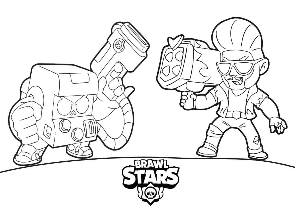 brawl stars bit brock