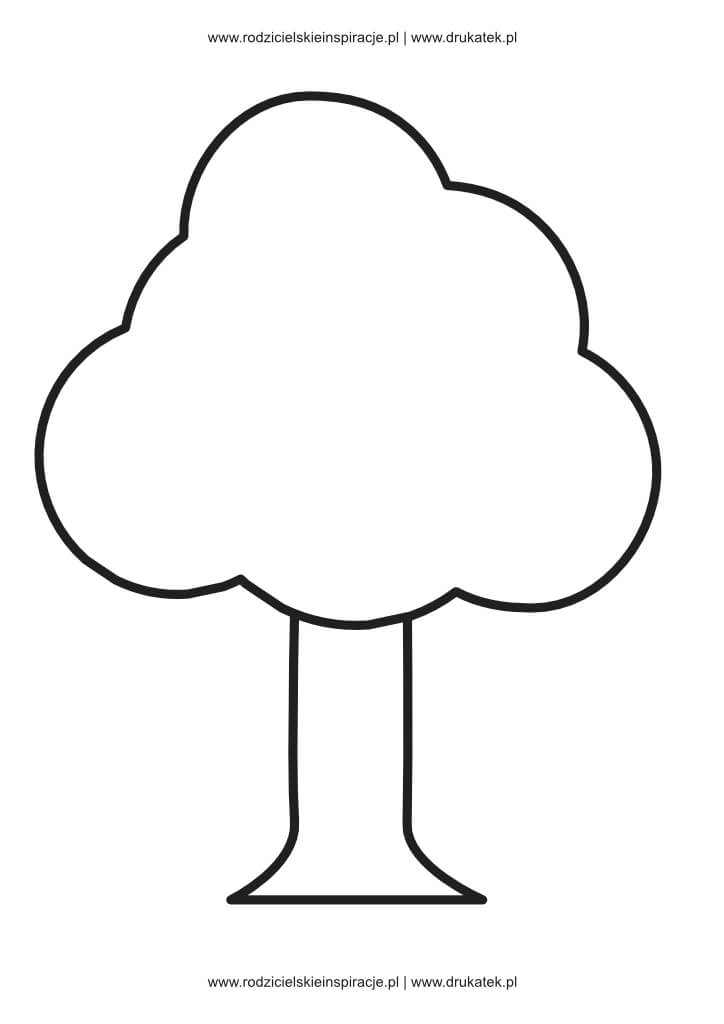 drzewo rysunek
